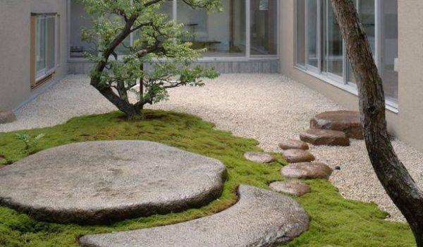 Bonsai - Gartengestaltung